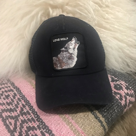 817594a8 goorin bros. Accessories | Goorin Bros Lone Wolf Trucker Hat | Poshmark